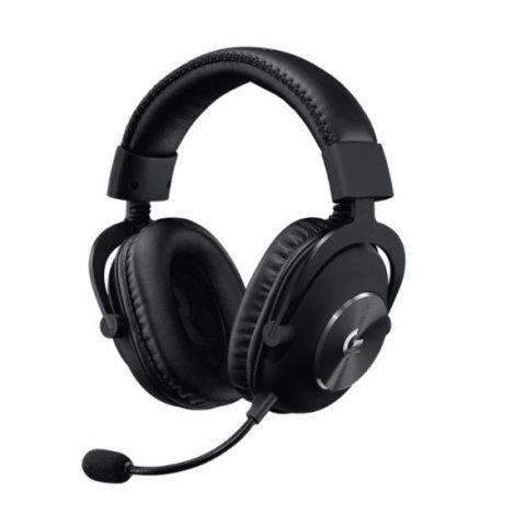 罗技 PRO X Gaming Headset 降噪游戏耳机 7.1声道耳机 听声辩位