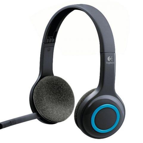 罗技 H600 Wireless Headset 无线耳机 降噪耳机