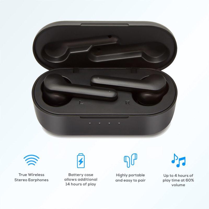 mbeat E2 True Wireless Earphones 真无线耳机