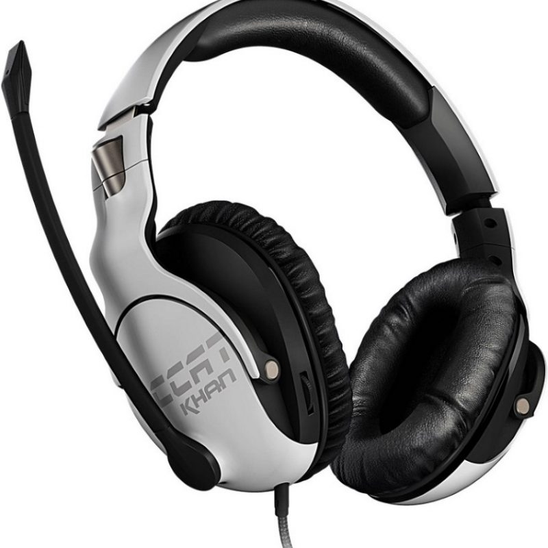 Roccat KHAN PRO Competitive High Resolution Gaming Headset 高解析游戏耳机