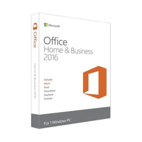 微软 Office 2016 Home & Business