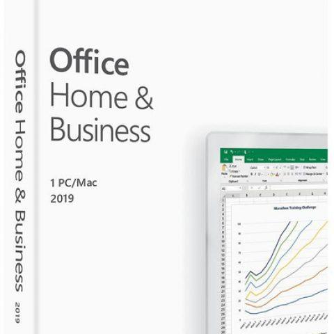 微软 Office 2019 Home & Business