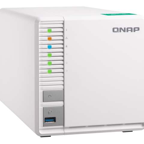 QNAP TS-328 NAS 3 Bay Diskless Tower