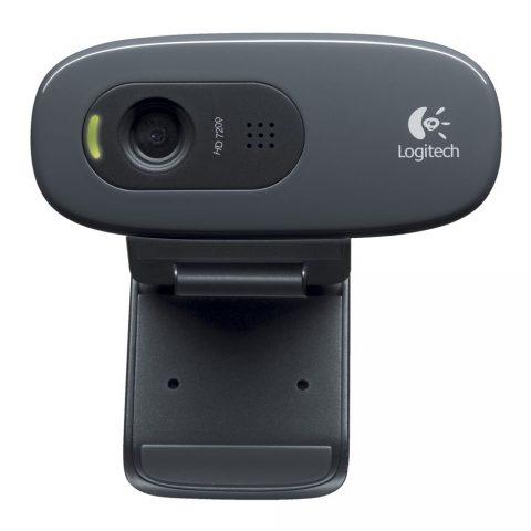 罗技 罗技 C270 3MP HD Webcam 720p 摄像头