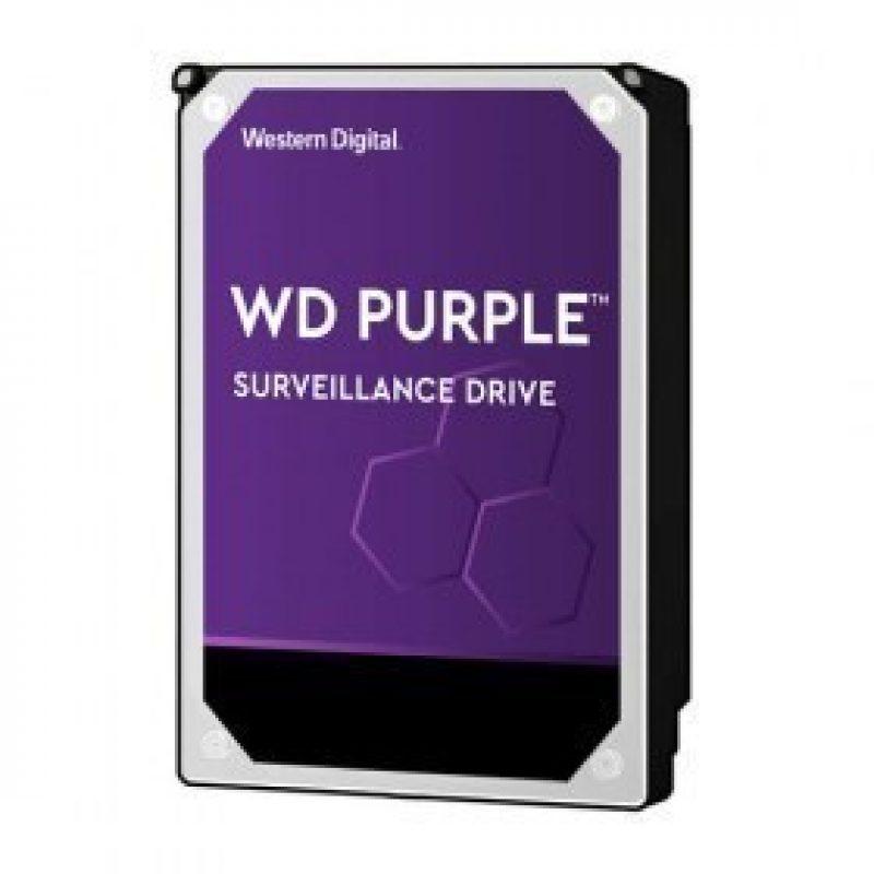 西部数据 WD 8TB PURPLE SATA3 256MB 24/7