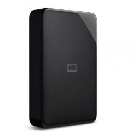 "西部数据 WD 5TB USB3 2.5"" Elements SE External HDD"