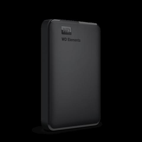 """西部数据 WD 3TB USB3 2.5"""" Elements External HDD"""