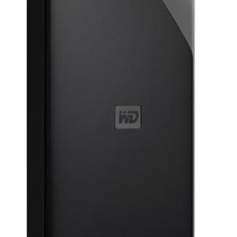"西部数据 WD 1TB USB3 2.5"" Elements SE External HDD"