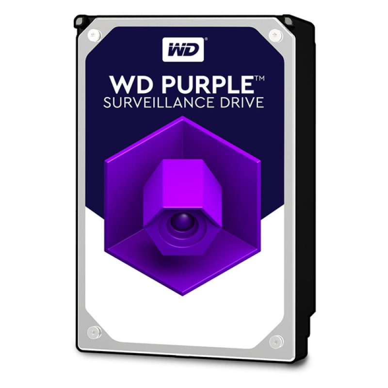 西部数据 WD 14TB PURPLE SATA3 512M 24/7