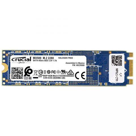 镁光 1TB M.2 SSD MX500