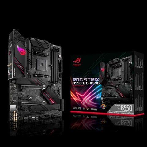 华硕 Asus 玩家国度 ROG Strix B550-E Gaming ATX Motherboard 主板