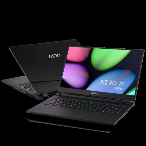 """技嘉 Gigabyte Aero 17 17.3"""" HDR 4k Core i9-10980HK RTX 2080 Max-Q 10代笔记本 4k笔记本"""