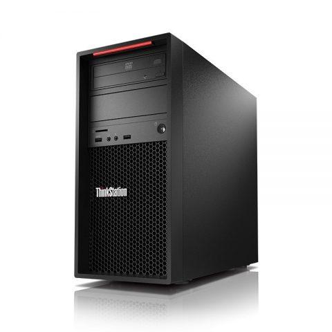 联想 ThinkStation P520c Tower Xeon W2123 256GB SSD + HDD 16GB RAM