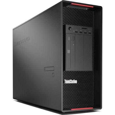 联想 ThinkStation P920 Tower Xeon Silver 4208 256GB SSD 16 GB RAM