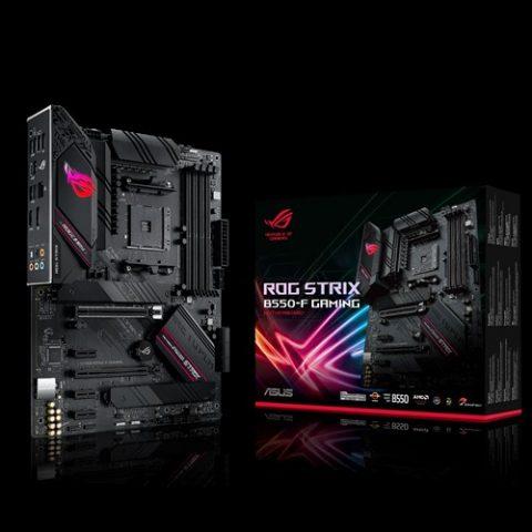 华硕 Asus 玩家国度 ROG Strix B550-F Gaming Wi-Fi ATX Motherboard 主板