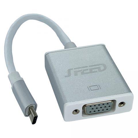 SPEED USB TYPE-C - D-SUB ADAPTER
