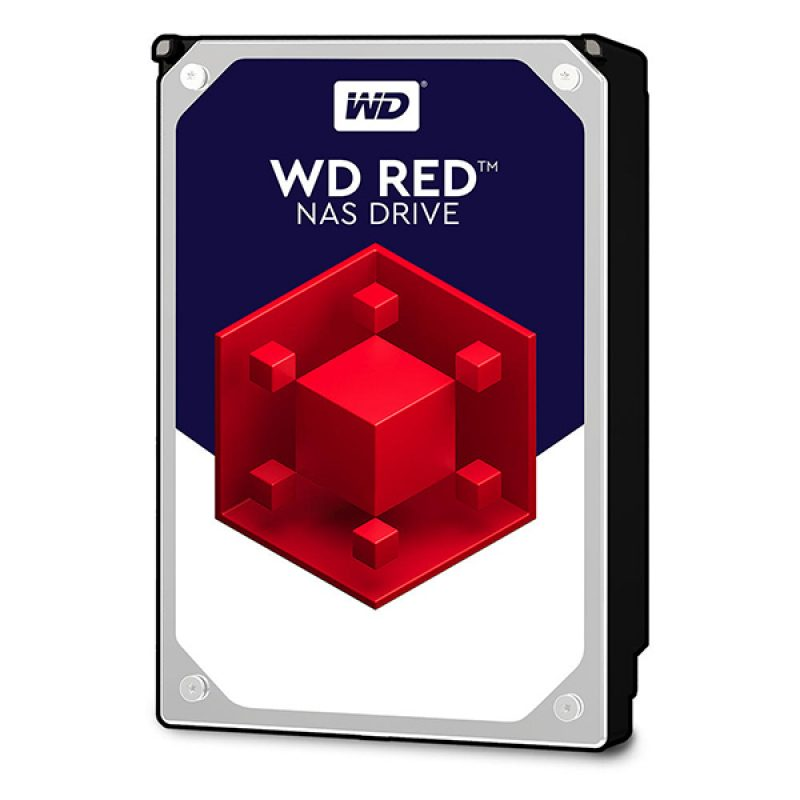 西部数据 WD 10TB RED SATA3 256MB