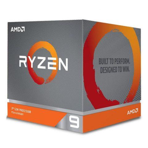 AMD Ryzen 9 3900XT 12核24线程 3.8-4.7GHz