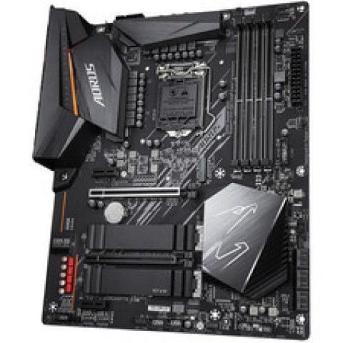 技嘉 Gigabyte Z490 Aorus Elite AC ATX 主板