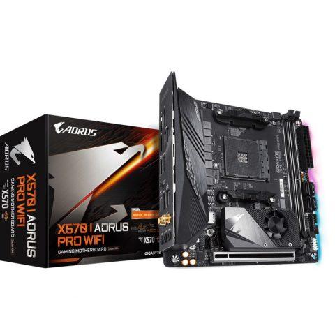 技嘉 Gigabyte X570 I AORUS PRO WIFI ITX主板
