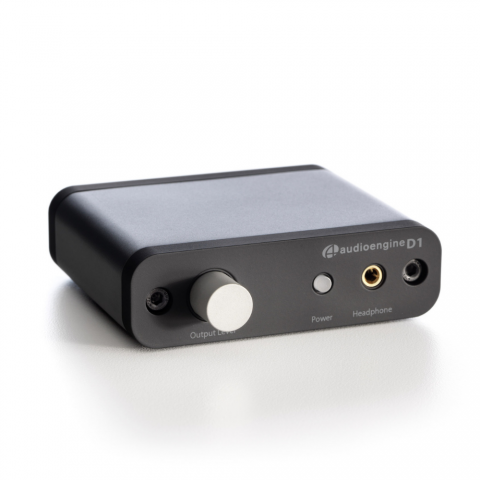 Audioengine D1 Premium 24-Bit DAC / Headphone Amp 独立声卡