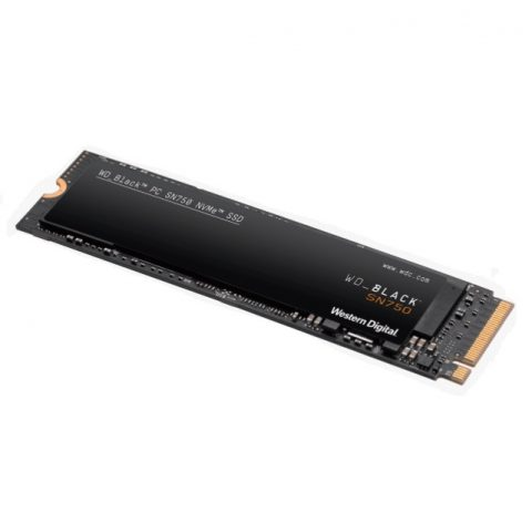 Western Digital WD Black SN750 250GB NVMe SSD