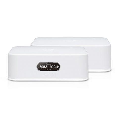 优倍快 Ubiquiti AmpliFi Instant 路由器+扩展器套装 分布式Wi-Fi