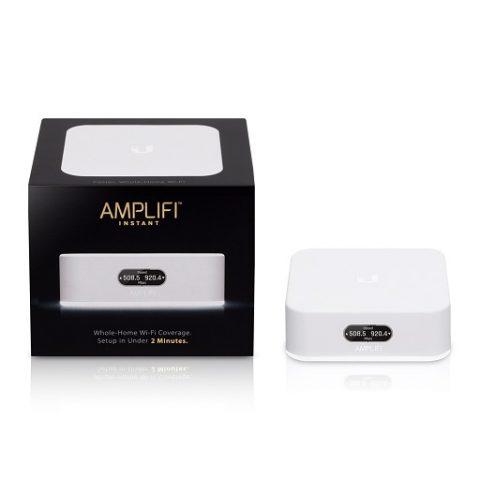 优倍快 Ubiquiti AmpliFi Instant AFi-INS-R 千兆无线路由器 分布式Wi-Fi mesh智能优化链路 别墅穿墙
