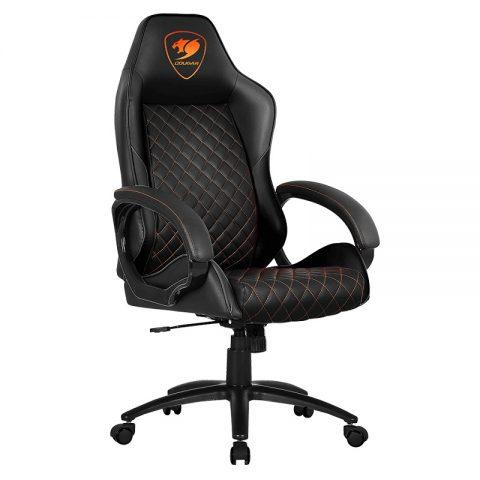 Cougar Fusion Black Gaming Chair