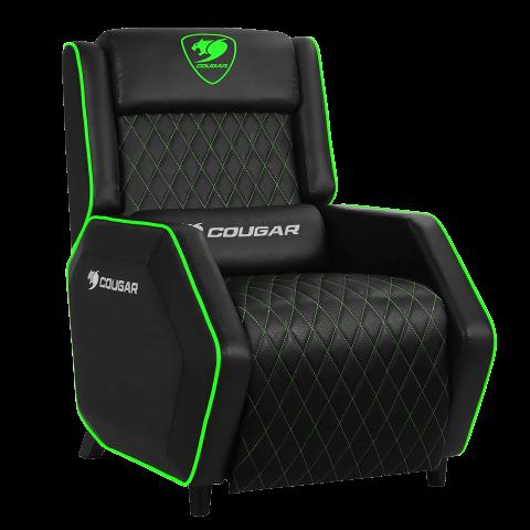 Cougar Ranger XB Sofa for Gaming Black & Xbox Green