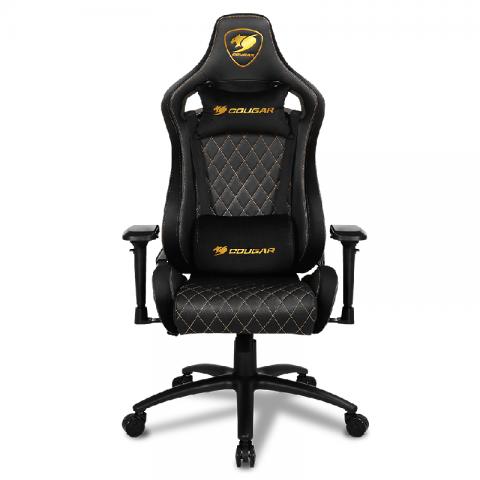 Cougar Armor-S Royal Premium Gaming Chair 顶级舒适电竞椅【限时促销】