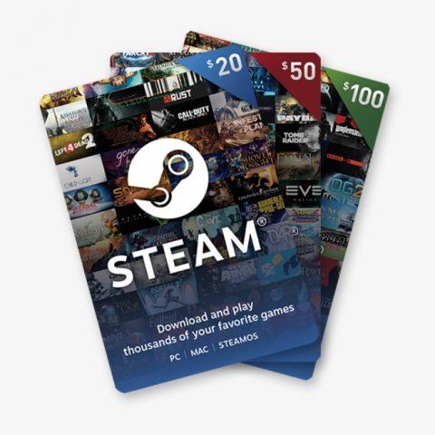 Steam卡