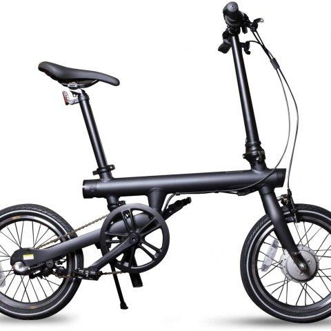 小米 Xiaomi Mi QiCycle Electric Folding Bike Black TDR01Z YZZ4007GL