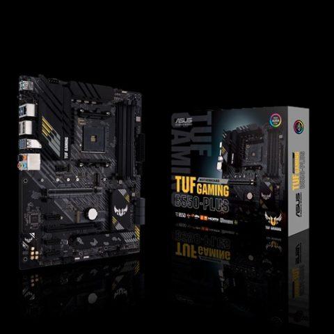 华硕 ASUS AMD B550 TUF GAMING B550M-PLUS ATX主板