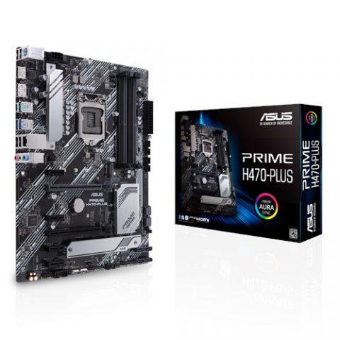华硕 ASUS PRIME H470-PLUS ATX主板