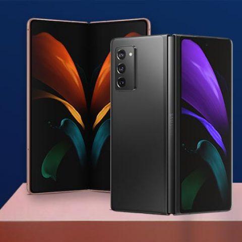 【新品预售】三星Samsung Galaxy Z Fold2 5G 折叠屏手机 256G 大容量