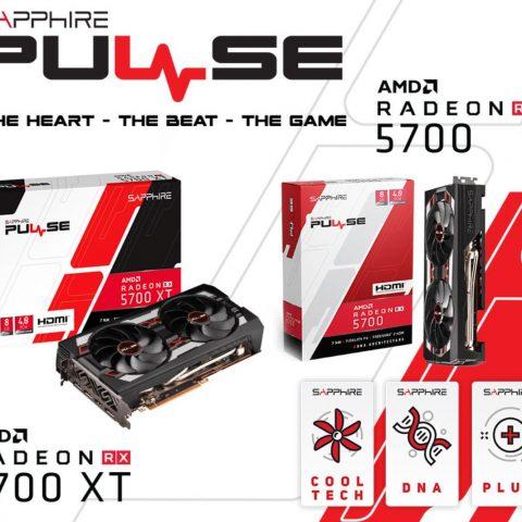 蓝宝石 SAPPHIRE AMD RADEON PULSE RX 5700 XT BE 8GB Black Edition
