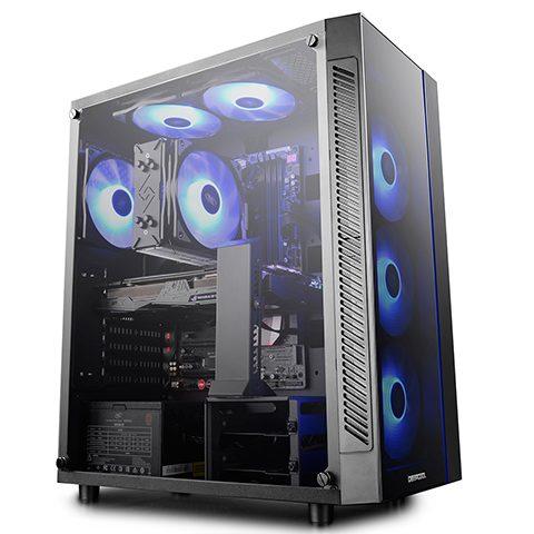 品质性价比主机 i5-10400F RTX3060Ti 可升级RGB