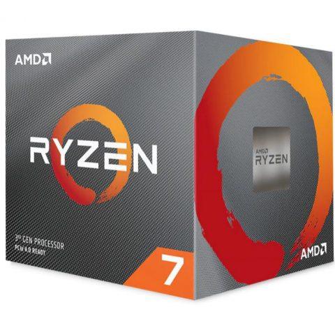 AMD 锐龙7 Ryzen 7 3800X 8核心 3.9GHz