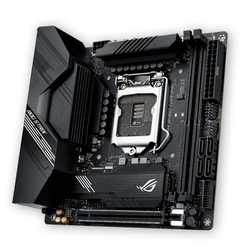 华硕 ASUS ROG 玩家国度 STRIX B460-I GAMING ITX主板