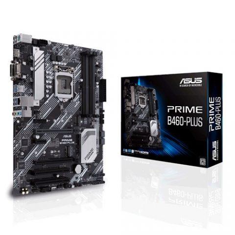 华硕 ASUS PRIME B460-PLUS ATX主板
