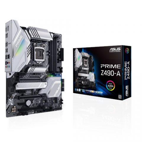 华硕 ASUS PRIME Z490-A ATX主板