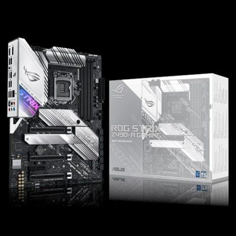 华硕 ASUS ROG STRIX Z490-A GAMING ATX主板