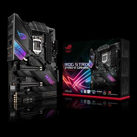 华硕 ASUS ROG STRIX Z490-E GAMING ATX主板