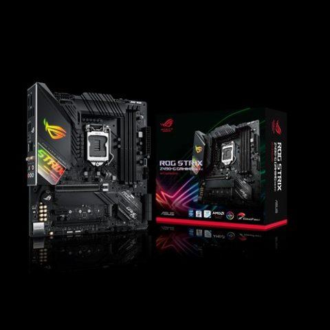 华硕 ASUS ROG STRIX Z490-G GAMING(WI-FI) mATX主板