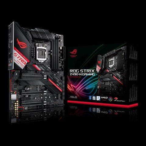 华硕 ASUS ROG STRIX Z490-H GAMING ATX主板