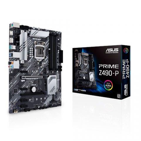 华硕 ASUS PRIME Z490-P ATX主板
