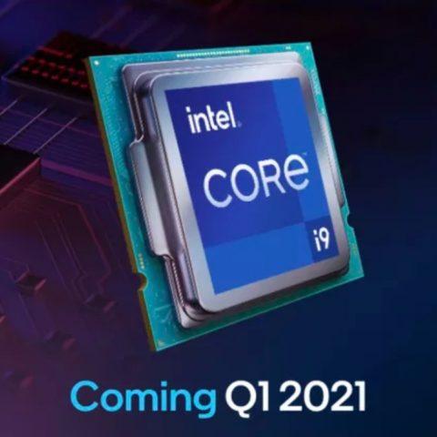 【预定】英特尔 Intel i9-11900k CPU预定
