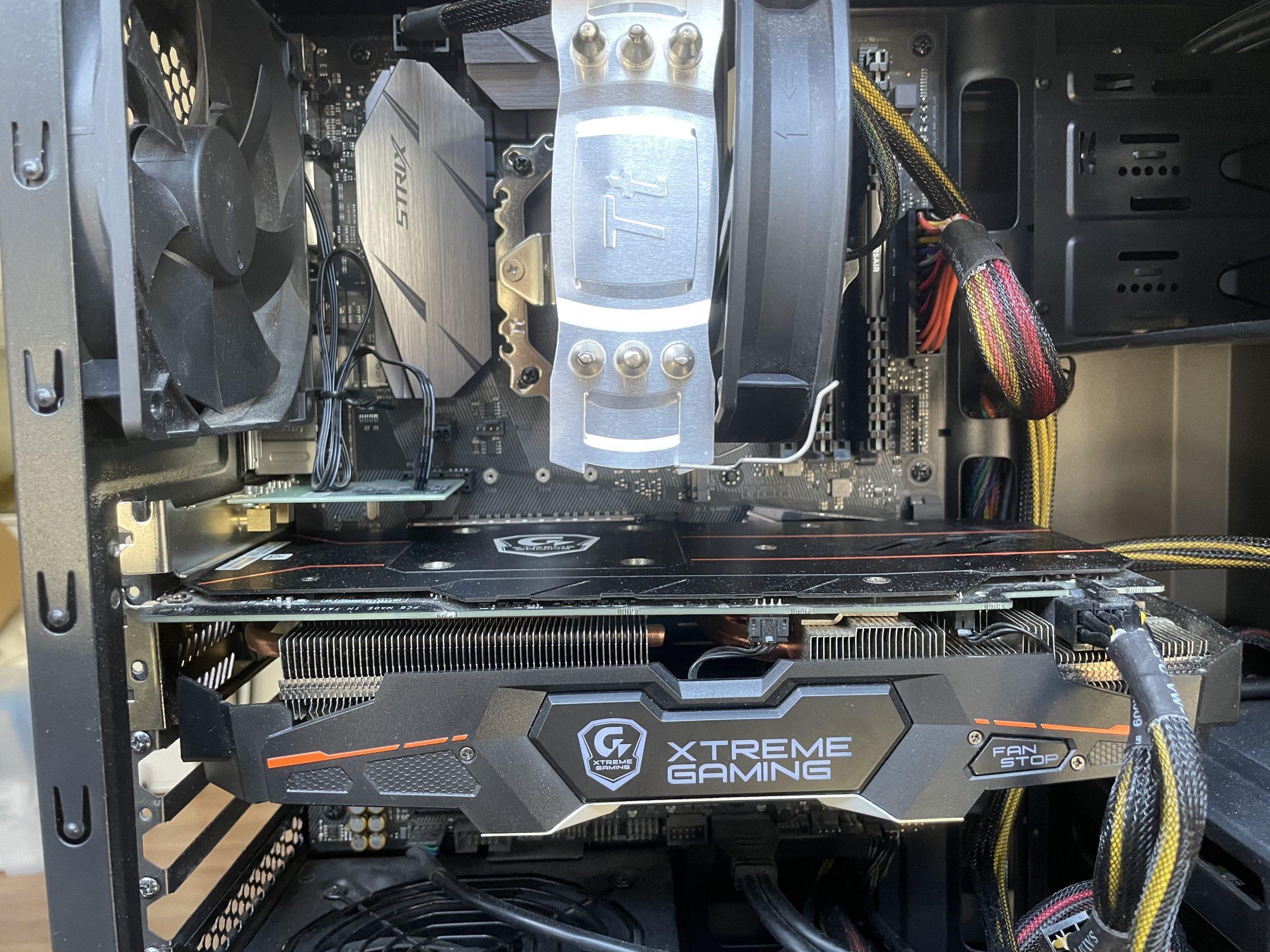 二手7700 1060台式机游戏电脑 流畅运行赛博朋克2077