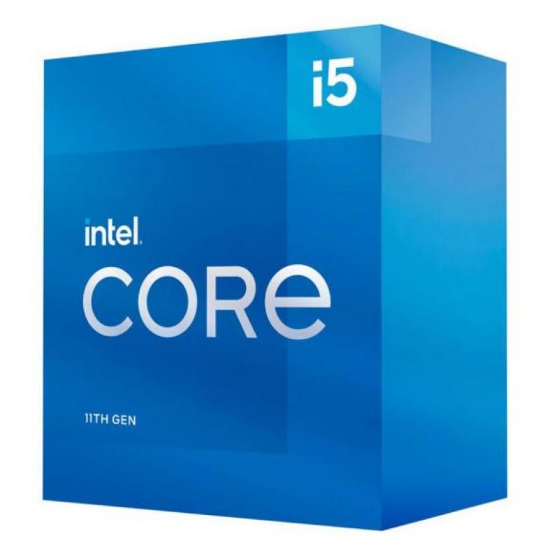 英特尔 i5-11600 CPU 2.8GHz (4.8GHz Turbo) 6核12线程